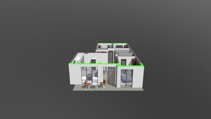 CHK model K616 3D Model
