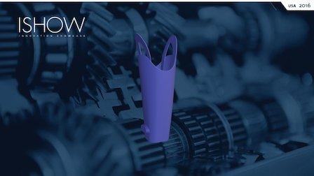 AMPARO 3D Model