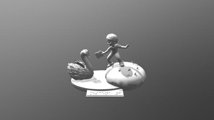 Sexta Escena 3D Model