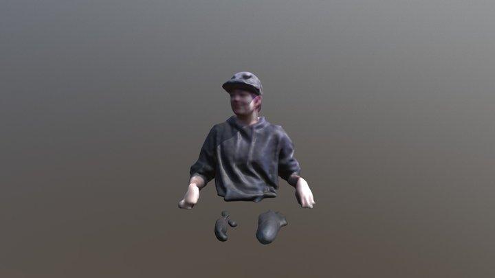 Lauren 2 3D Model