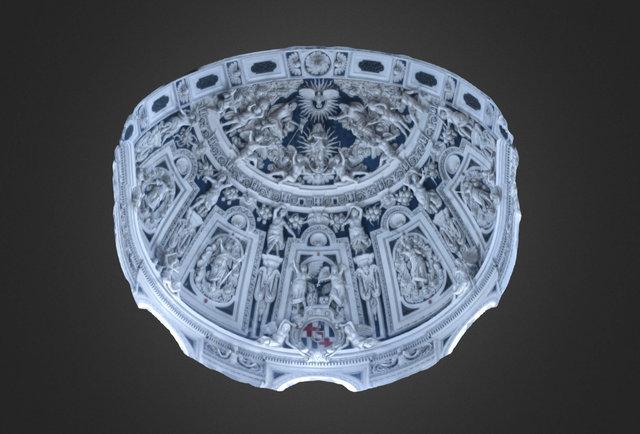 Domed Apse 3D Model