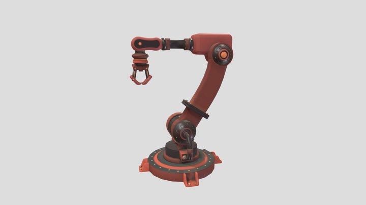 Automaton texturing 3D Model
