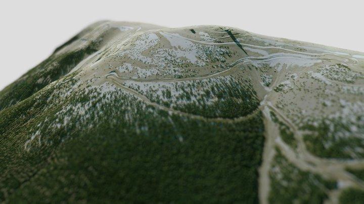 Ventoux 3D Model