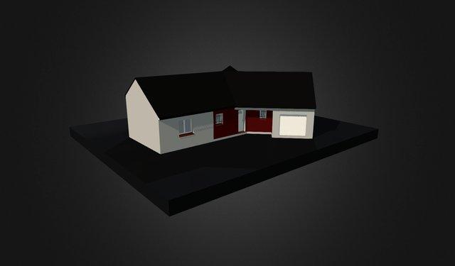 Yucca HD 3D Model