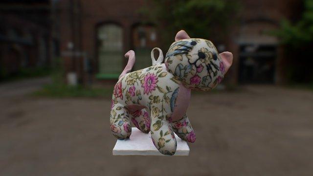 Cat-Toy scan 3D Model