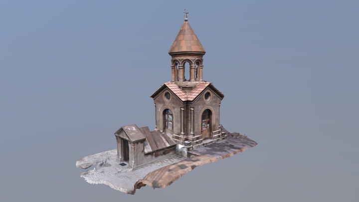 Norek2 Low 3D Model