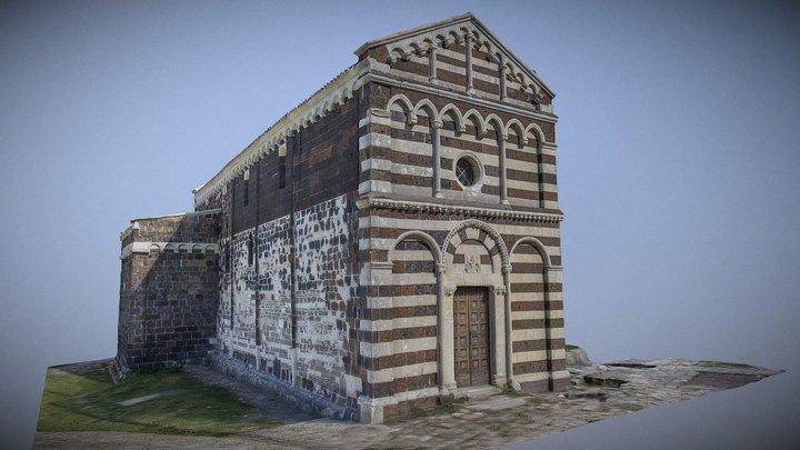 San Pietro delle Immagini 3D Model