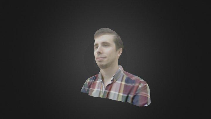 ReconstructMe SDK - Bust #1 3D Model