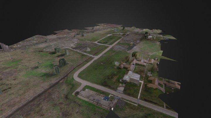 Plaquemines Parish Site 20140104 3D Model