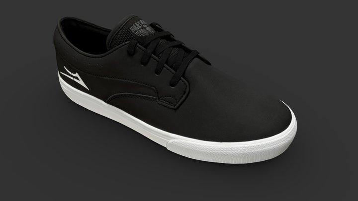 HawK Shoe 3D Model