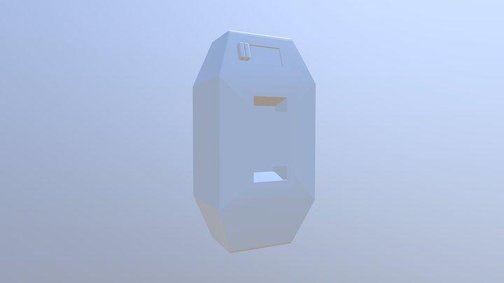 Goggles Dispenser 3D Model