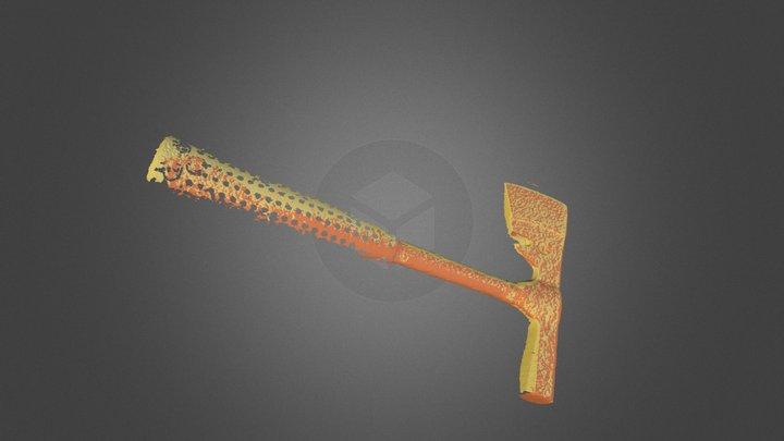 Axe Dataset 3D Model