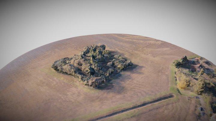Gresham Castle 3D Model