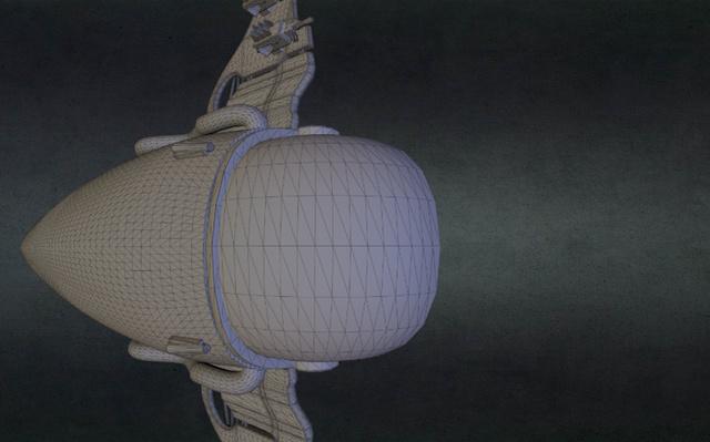 hunter_high 3D Model
