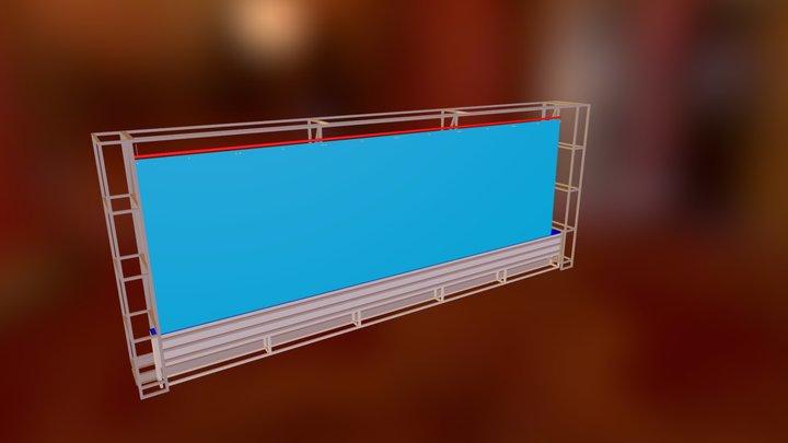 Tsunami-Oracle-RoughLayout-NTS.zip 3D Model