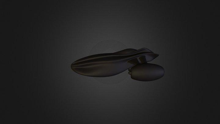 nave_02.obj 3D Model