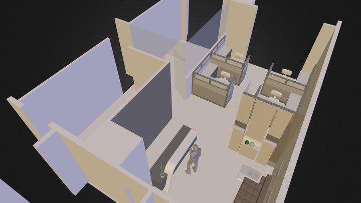 test_web 3D Model