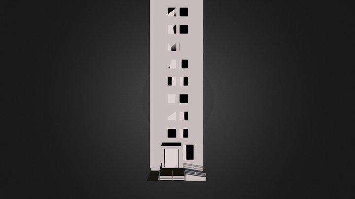topcafe12.dae 3D Model