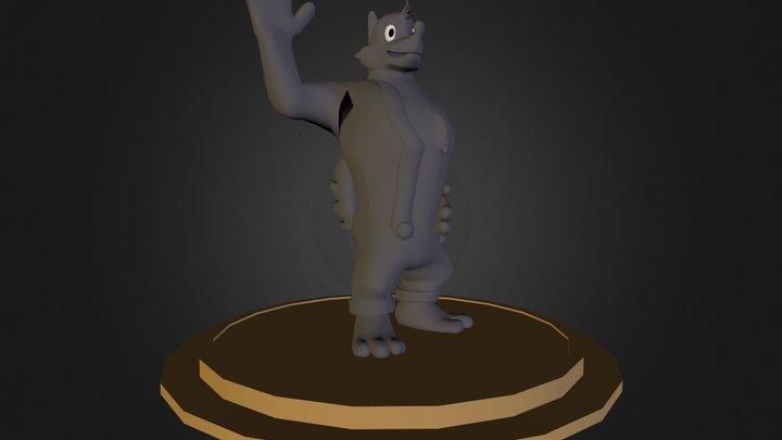 Wuffle 0.5 3D Model