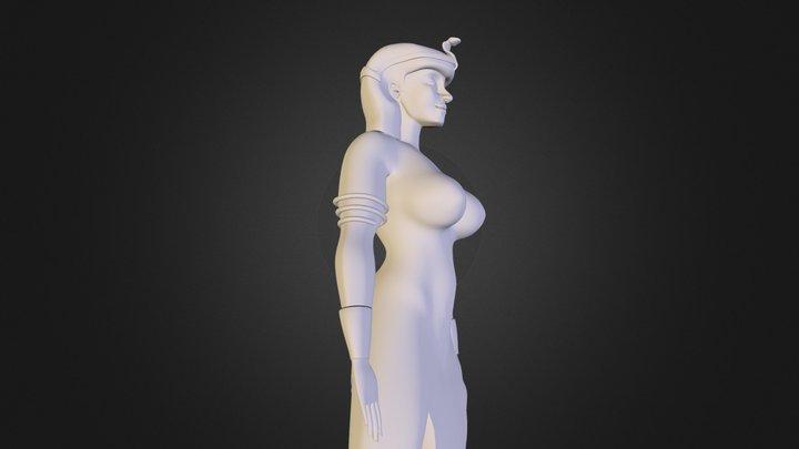 zinga.obj 3D Model