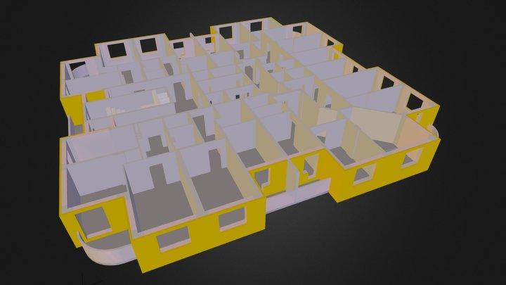 10_flor.dae 3D Model
