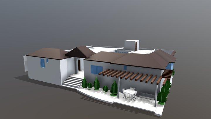 Proyecto San Juanico 3D Model