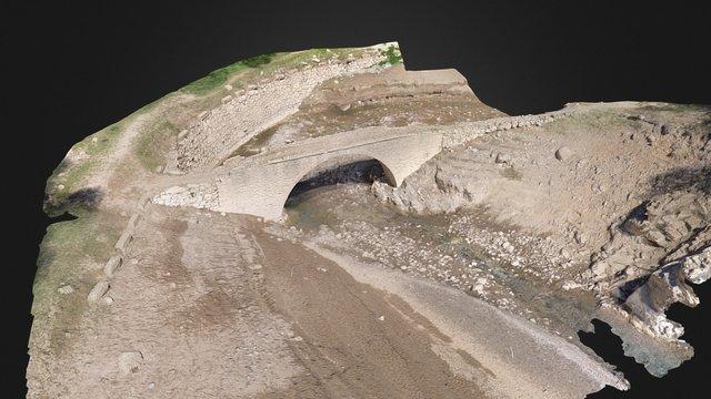 Pont de Montiberri 3D Model