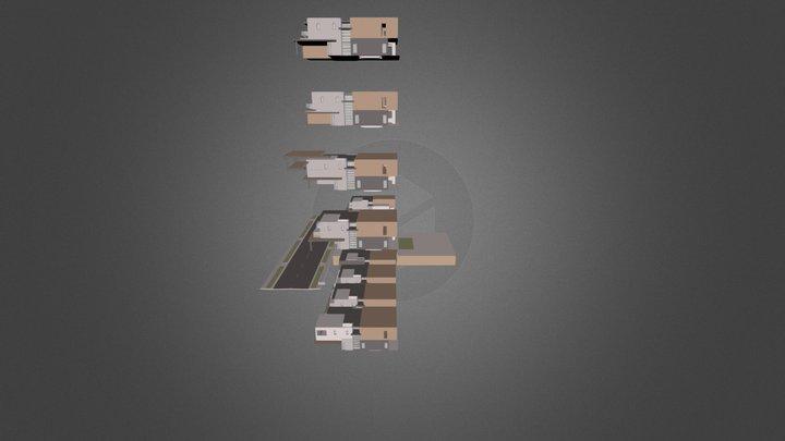 Westbourne Sample for Sketchfab 3D Model