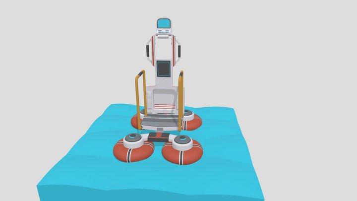 Homework for XYZ School - detailing2 3D Model