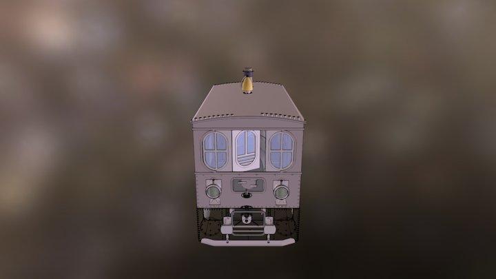 HOHENZOLLERN  1895 3D Model