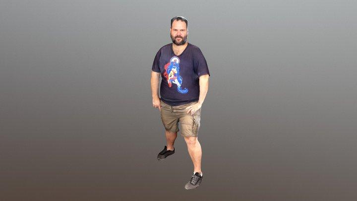 Mark 3D Model
