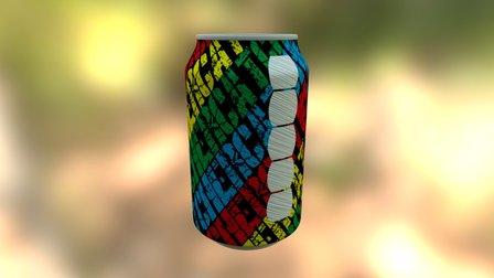 Blikje v1 3D Model