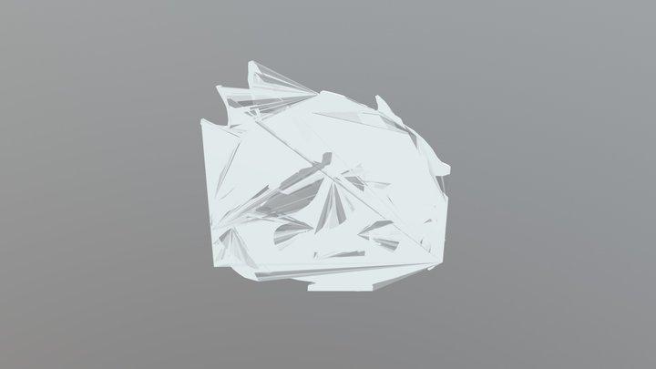 Pyroark blender 3D Model