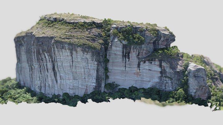 Pedra do Vasco 3D Model