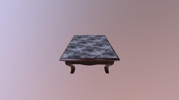 Table basse 3D Model
