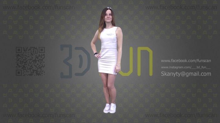 1212 Scan 101 3D Model