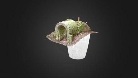 Ice House at Beaulieu 3D Model