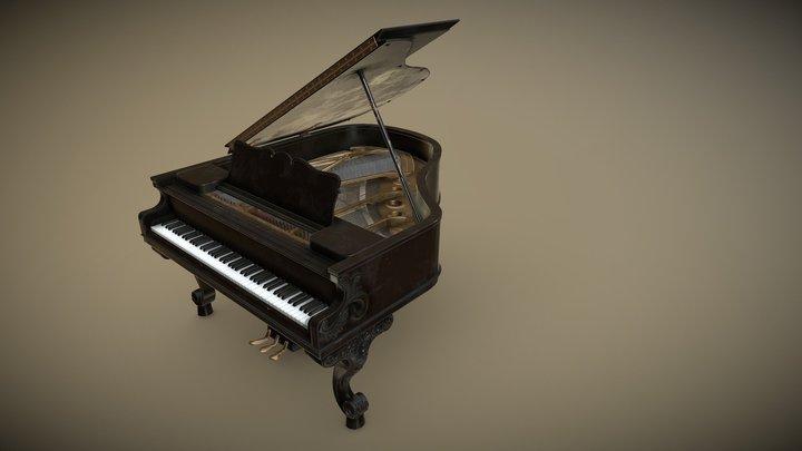 Proxima - Piano 3D Model