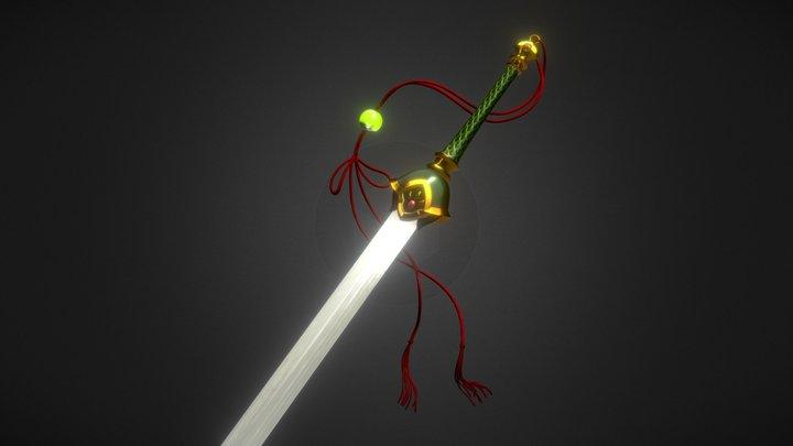 Li Syaoran's Blade 3D Model