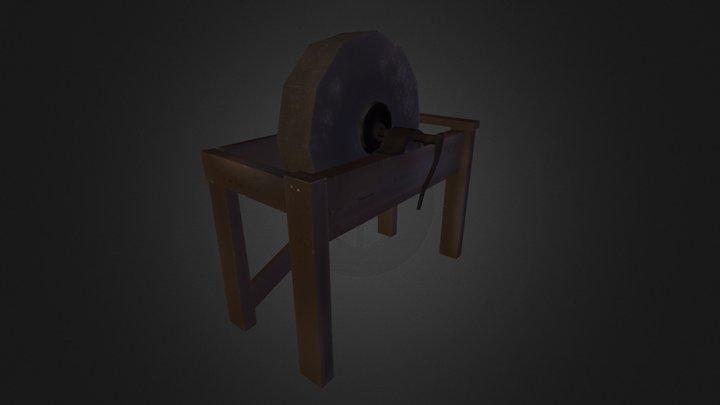 Grindstone (request) 3D Model