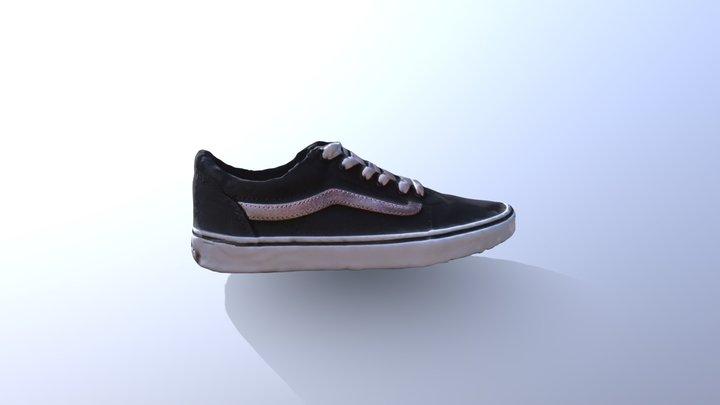 Vans Shoe2 3D Model