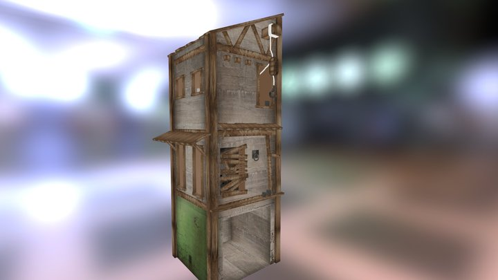 Casa01 3D Model