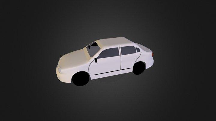 Hyundai 3D 3D Model