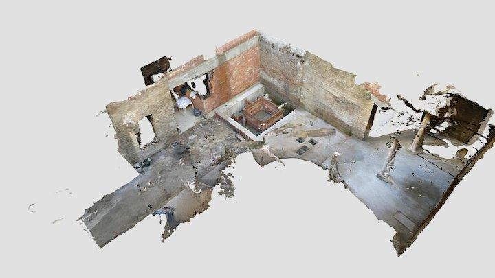 Covadonga 3D Model