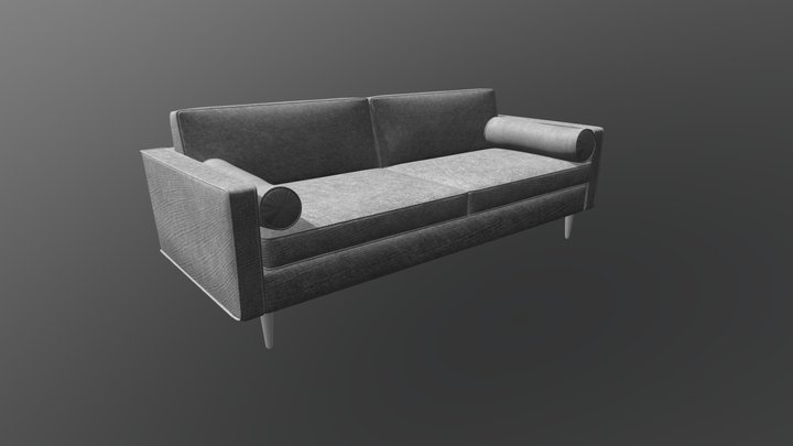 Wind 05 3D Model