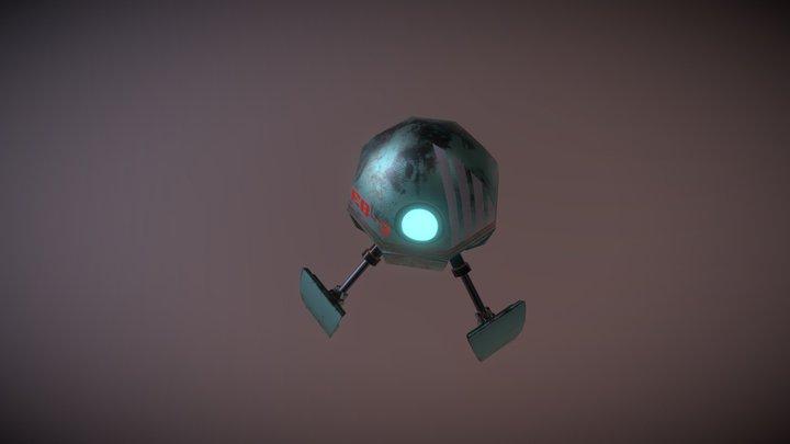 Robot EB-3 3D Model