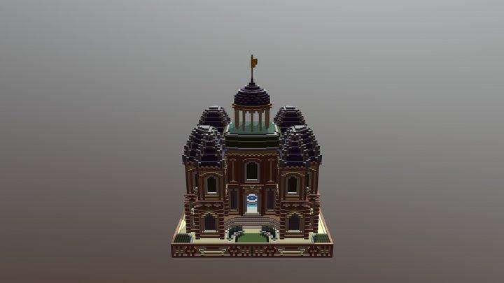 Royal Factions Spawn 3D Model