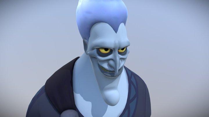 Disney Hades 3D Model
