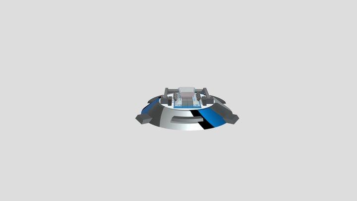 Orbital Vengeance Force 3D Model