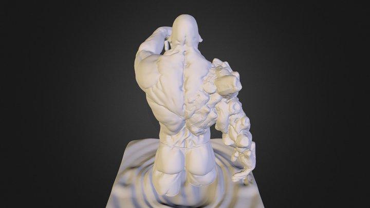 bongo2 3D Model